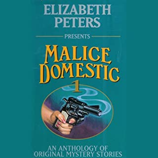 Malice Domestic 1: An Anthology of Original Mystery Stories (Unabridged) audiobook cover art
