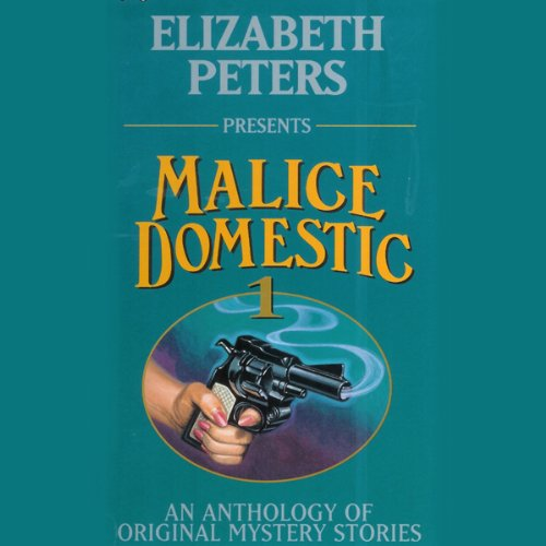 Couverture de Malice Domestic 1: An Anthology of Original Mystery Stories (Unabridged)