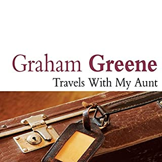 Travels with My Aunt cover art