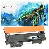 Printing Pleasure CLT-K406S Toner Cartridge Compatible for Samsung Xpress SL C410W C460FW C460W C467W CLP-360 CLP-365 CLP-365W CLX-3305 CLX-3305FN 3305W   Black