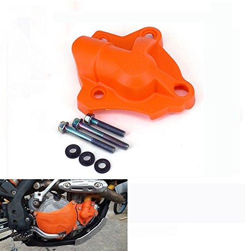JFG RACING Orange Pompe à Eau Coque Protection pour 250 350 SXF Excf XC-f 250 Sx-f 2013-2015 250 Exc-f 2014-2015 350 Sx-f 2011-2015