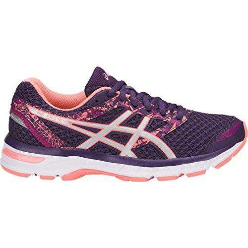 ASICS Gel-Excite 4 Women's Running Shoe, Grape/Silver/Begonia Pink, 11 M US