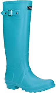 Cotswold Sandringham Buckle-Up Womens Wellington Boots