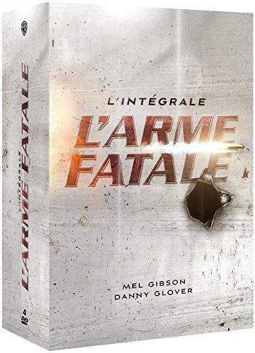 L'arme Fatale - L'intégrale - Coffret DVD