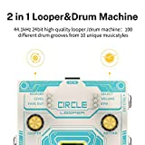 Immagine 1 donner circle looper pedale effetto