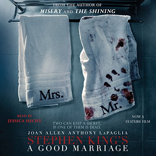 A Good Marriage audiobook cover art