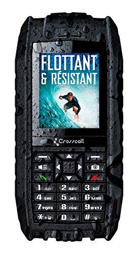Crosscall Shark V2 Black Outdoor Mobil-Telefon