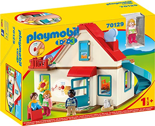 PLAYMOBIL 1.2.3 Casa con Timbre