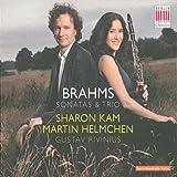 Brahms:Sonatas & Trio - haron Kam
