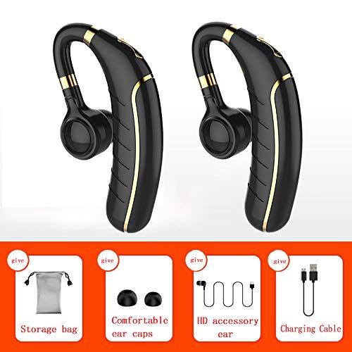 Auriculares Inalámbrico Auriculares Bluetooth Auriculares Bluetooth Diadema Fácil de usar Eliminar el ruido Carga súper rápida Llevarlo contigo Deporte Trotar Dormir Aprender Estudiante Auriculares