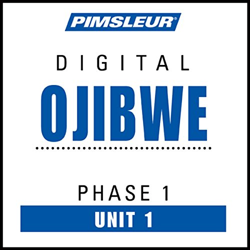 Ojibwe Phase 1, Unit 01 cover art