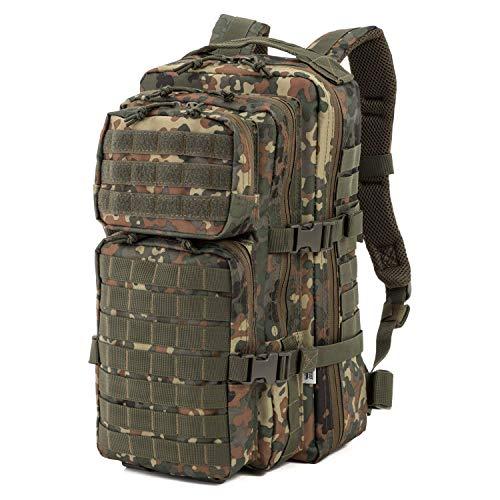 Matthias Kranz US Army Assault Pack I Rucksack Einsatzrucksack Back 30 ltr. Liter Farbe Flecktarn
