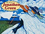 Art of Jonathan Green 2020 Calendar