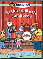 Arthur's Music Jamboree [DVD] [Import]