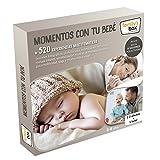 COFRE DE EXPERIENCIAS 'MOMENTOS CON TU BEBÉ' - Más de 520 experiencias multitemáticas para familias con bebés