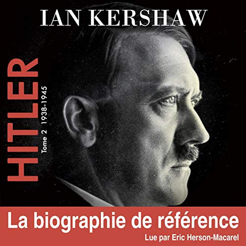 Hitler 2 (de 1938 à 1945) audiobook cover art