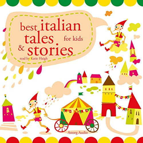 Best Italian Tales and Stories for Kids cover art