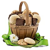 Holiday Baked Goods Gift Basket - Gourmet Food Gifts Prime Delivery - Bakery Gift, Kosher Gift,...
