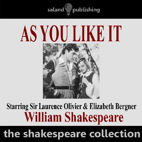 As You Like It (Dramatised) audiobook cover art