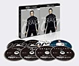007/ダニエル・クレイグ 4K ULTRA HD BOX<8枚組>[MGHA-65060][Ultra HD Blu-ray]