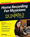 For Dummies Music Recording Softwares