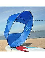 """42""""Duurzaam Windwind Sup Paddle Board, Instant Popup Voor Kajak Boot Zeilboot Kano Opvouwbare Stijl, met Opbergtas"""