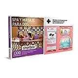 Smartbox - Caja Regalo para Mujeres - SPA y Masaje para Dos - Ideas Regalos Originales para Mujeres - 1 Actividad de Bienestar para 2 Personas + ¡3 Productos de Belleza Gratis!