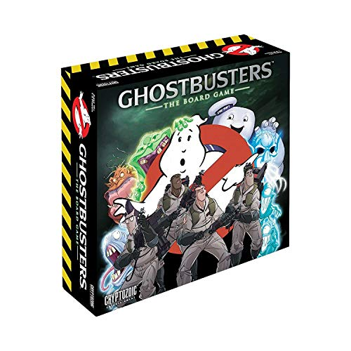 Unbekannt Ghostbusters: The Boardgame