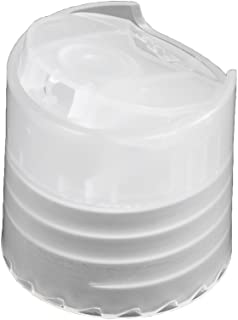 28mm by 410 Thread Natural Disc Dispensing Cap for 28mm by 410 Thread Mouth Bottles (150 Caps)
