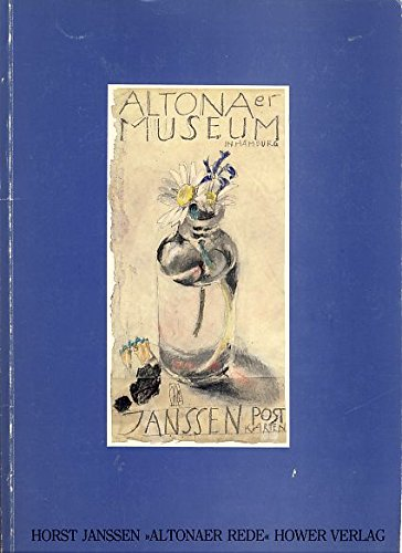Altonaer Rede. Frische Texte zur Eröffnung der Ausstellung Janssen Postkarten im Altonaer Museum