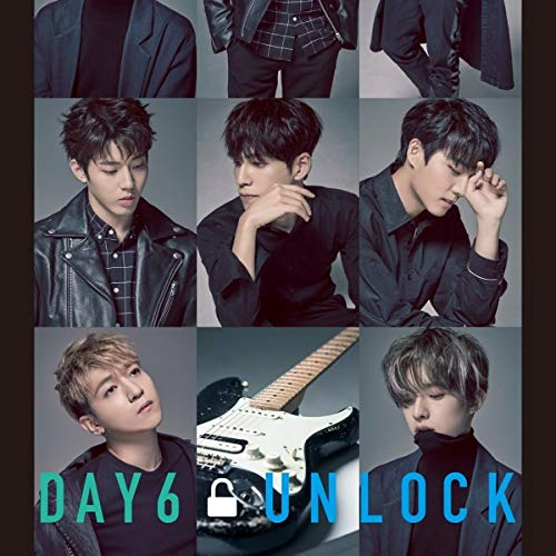 [Album]UNLOCK – DAY6[FLAC + MP3]