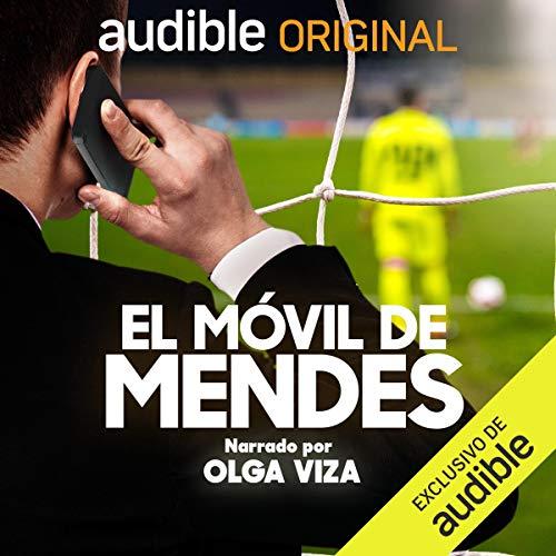 Diseño de la portada del título El Móvil de Mendes