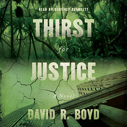Thirst for Justice cover art