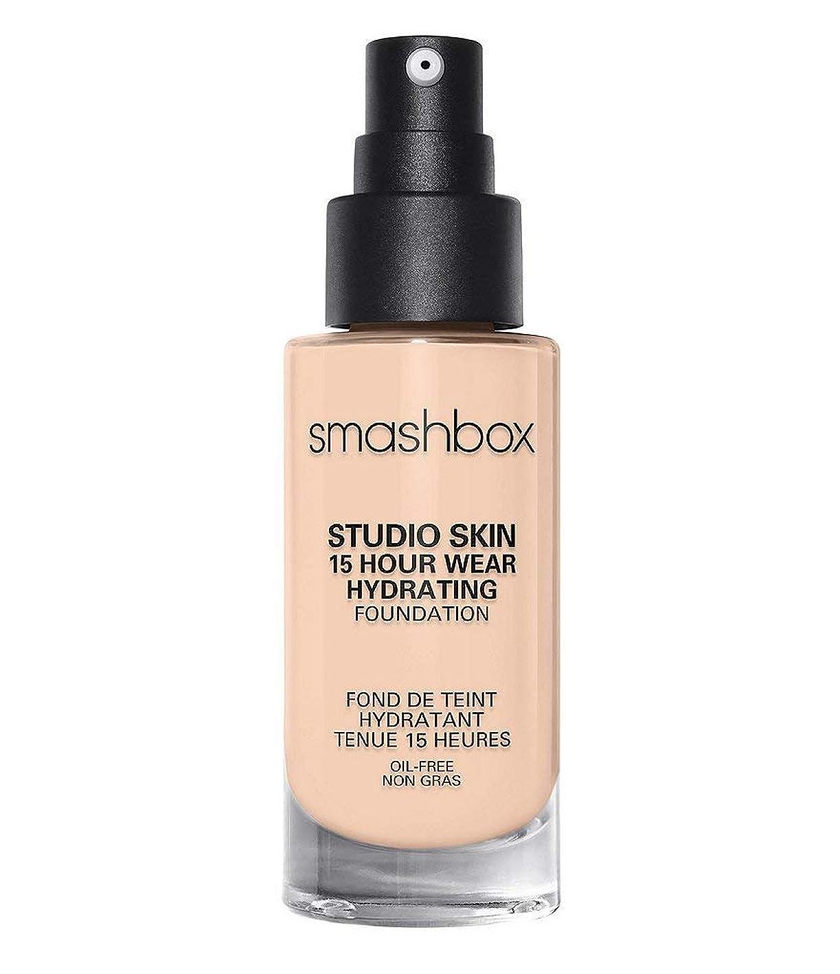 応じるいっぱいロードブロッキングスマッシュボックス Studio Skin 15 Hour Wear Hydrating Foundation - # 0.3 Fair With Neutral Undertone 30ml/1oz並行輸入品