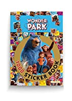 Wonder Park: 1000 Sticker book