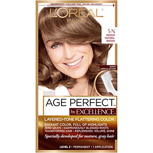L'Oreal Paris ExcellenceAge Perfect Layered Flattering Color
