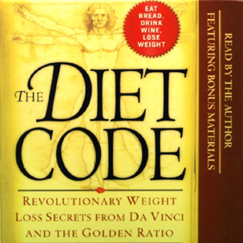 The Diet Code audiobook cover art