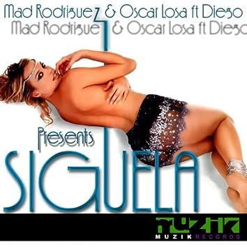 Siguela (feat. Diego)