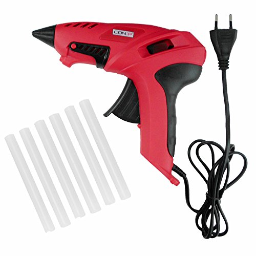 Con:P B27415 Hot Glue Gun with LED