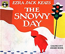 image of the book the snowy day