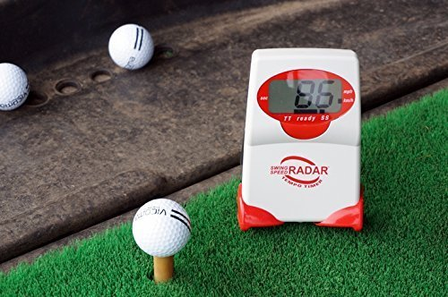Sports Sensors Swing Speed Radar with Tempo Timer by Sports Sensors