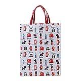(ハロッズ) Harrods 正規品 裏地付き,トートバッグ City Bear Medium Shopper Bag,Mサイズ