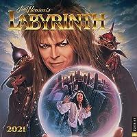 Jim Henson's Labyrinth 2021 Wall Calendar