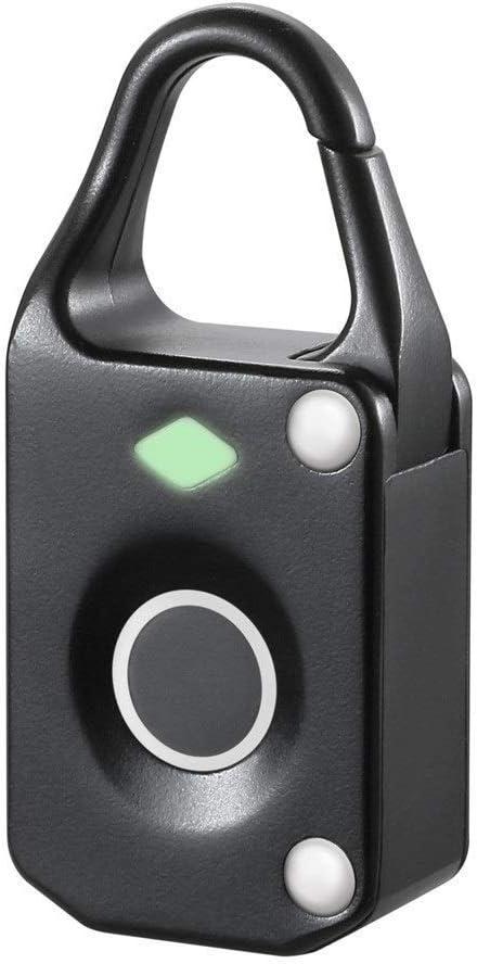 ! Super beauty product restock quality top! SPNEC Fingerprint Padlock Smart Touch Ranking TOP12 Waterproof Metal Lock Anti