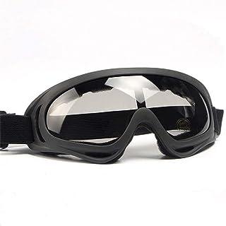 عینک ایمنی با تناسب جهانی ، عینک ایمنی با لنزهای شفاف ، بدون مه ، ضد خراش و محافظت در برابر اشعه ماورا UV بنفش ، عینک محافظ چشم