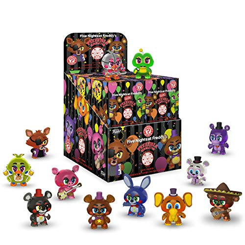 Vinyle Funko 32059 POP FNAF Pizza SIM JEUX HELPY Multi
