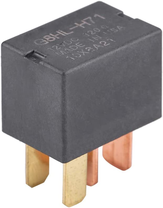 Compressor Animer and price revision Relay 4-Prong AC G8HL- Shipping included Power Assembly