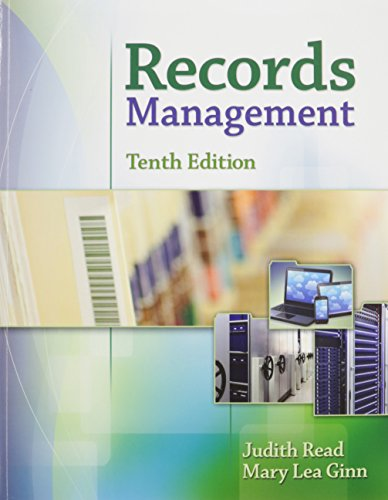 Top records management 10th edition simulation for 2020