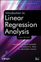 Introduction to Linear Regression Analysis, Fifth Edition Set by Douglas C. Montgomery(2013-05-16)