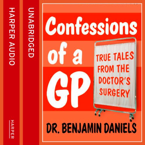Confessions of a GP cover art